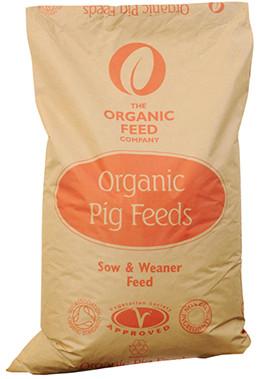 Organic Feed Sow & Weaner Feed