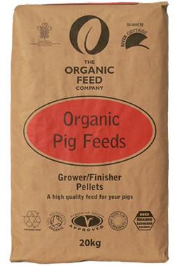 Organic Feed Organic Pig Feed