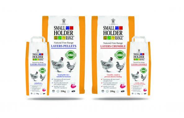 Smallholder Range Natural Free Range Layers Sacks